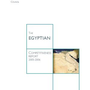 Third Report: The Egyptian Competitiveness Report. (2005-2006)