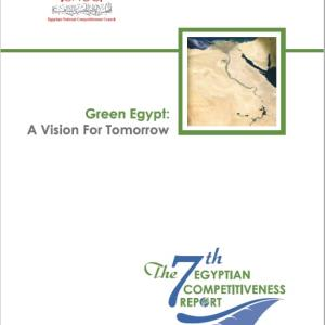 Seventh Report : The Egyptian Competitiveness Report 2010