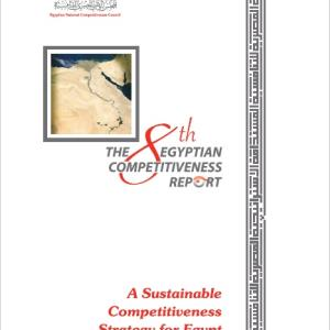 Eighth Report : A Sustainable Competitiveness Strategy for Egypt (2012)