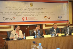 The Egyptian Forum for Youth Employment Promotion